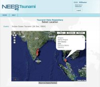 Tsunami Survey Portal